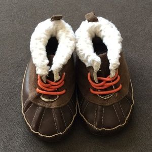 Baby Boots Size 6-9 Months